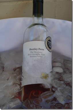 2014 Hentley Farm Wines 'The Skinbone Grenache Rosé