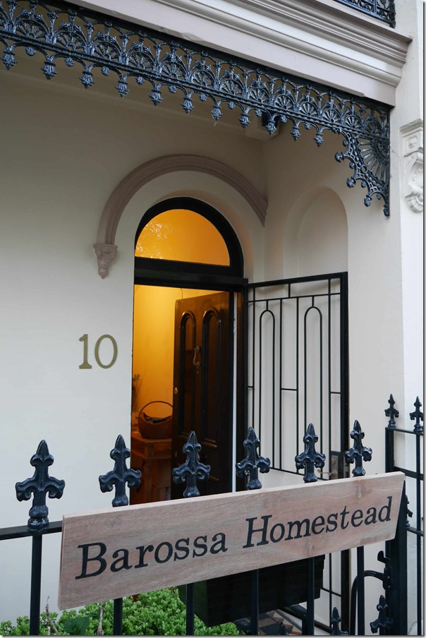 Barossa Homestead pop up at 10 Duxford street, Paddington
