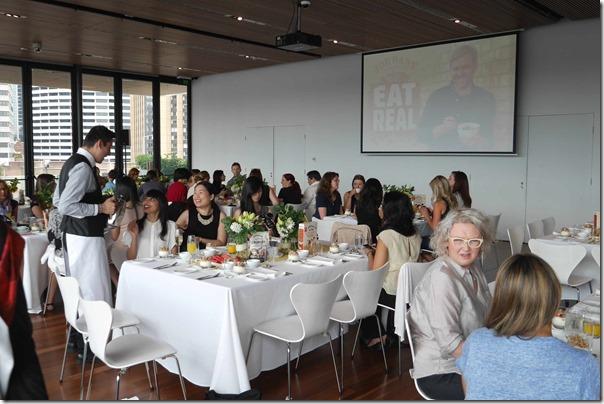 Breakfast with Bill Granger at Museum of Contemporary Art, Sydney