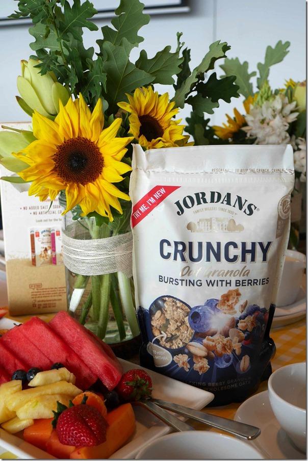 JORDANS breakfast cereal