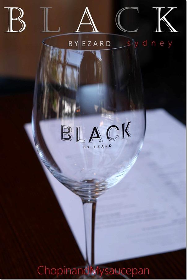 Black by Ezard, The Star, Sydney