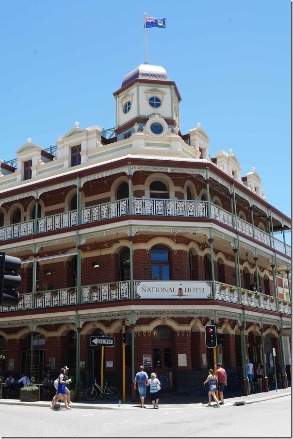 National Hotel, Fremantle