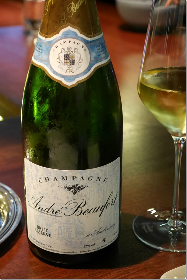 Andre Beaufort Champagne