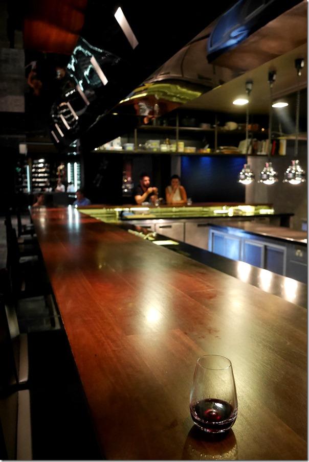 Bar dining, Momofuku Sydney