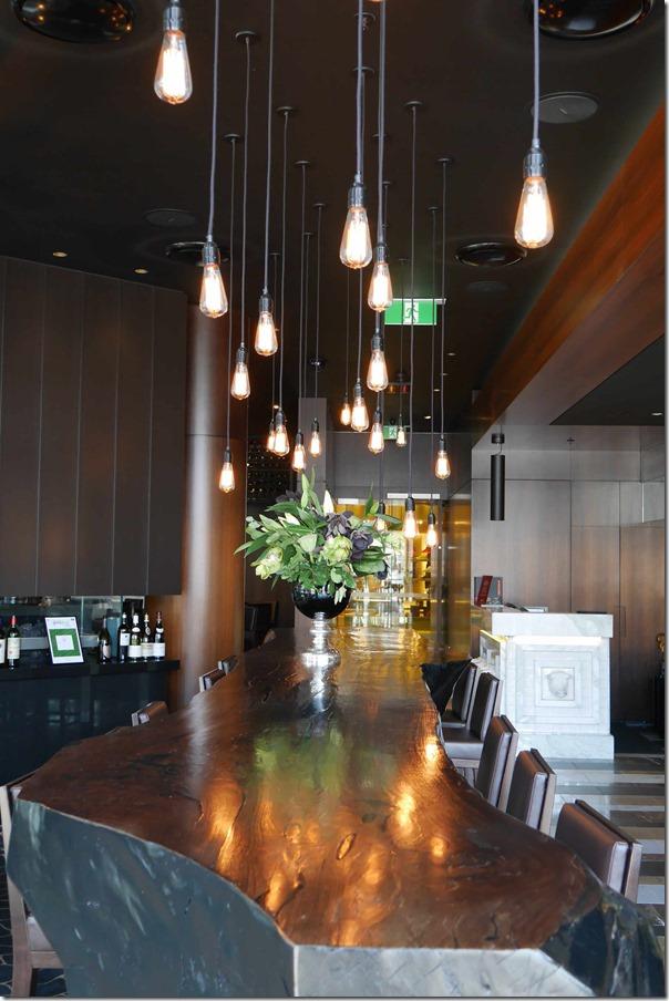 Custom-made designer table, BLACK by Ezard, Sydney