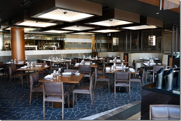 Dining room, BLACK by Ezard, The Star, Sydney