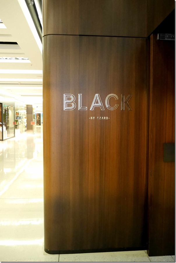 BLACK by Ezard, The Star, Sydney