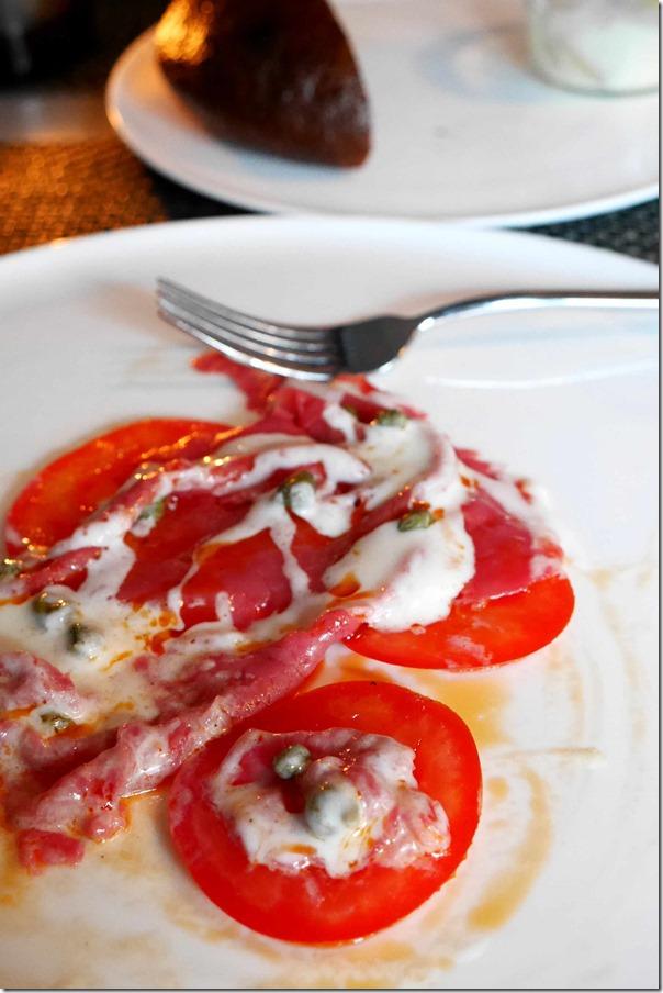 Vitello tomato