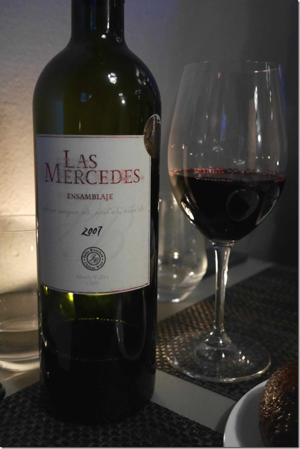 2007 Las Mercedes $14/glass