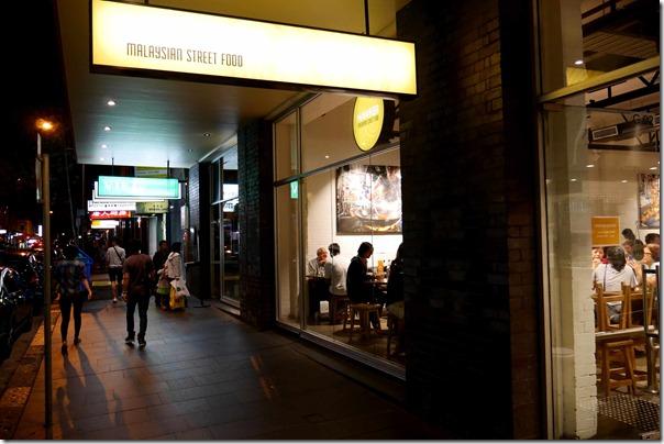 Hawker, Sydney