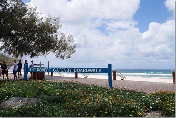 The Robert Gatenby Boardwalk, Gold Coast, Queensland