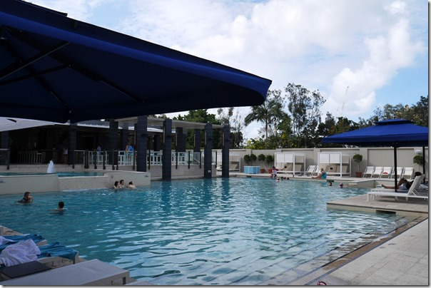 Swimming pool, Jupiters Hotel & Casino, Gold Coast