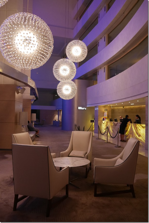 Lobby of Jupiters Hotel & Casino, Gold Coast