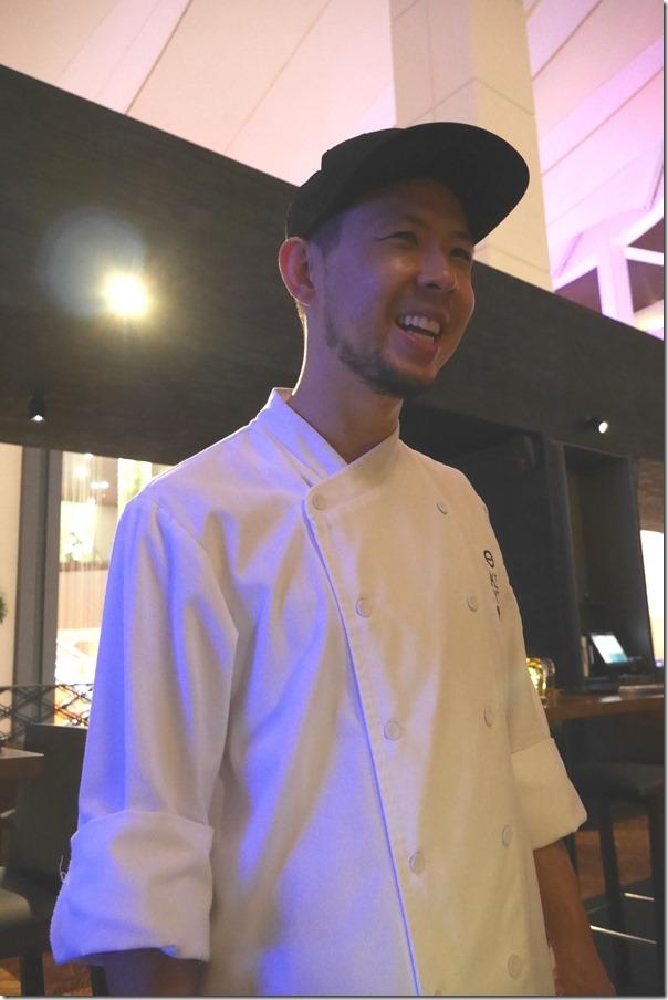 Chase Kojima, Executive chef of Kiyomi, Jupiters Hotel and Casino, Gold Coast