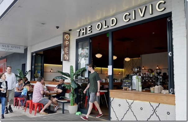The Old Civic, Frenchs Forest