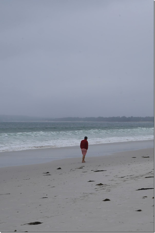 Solitude on Callala Beach, Jervis Bay