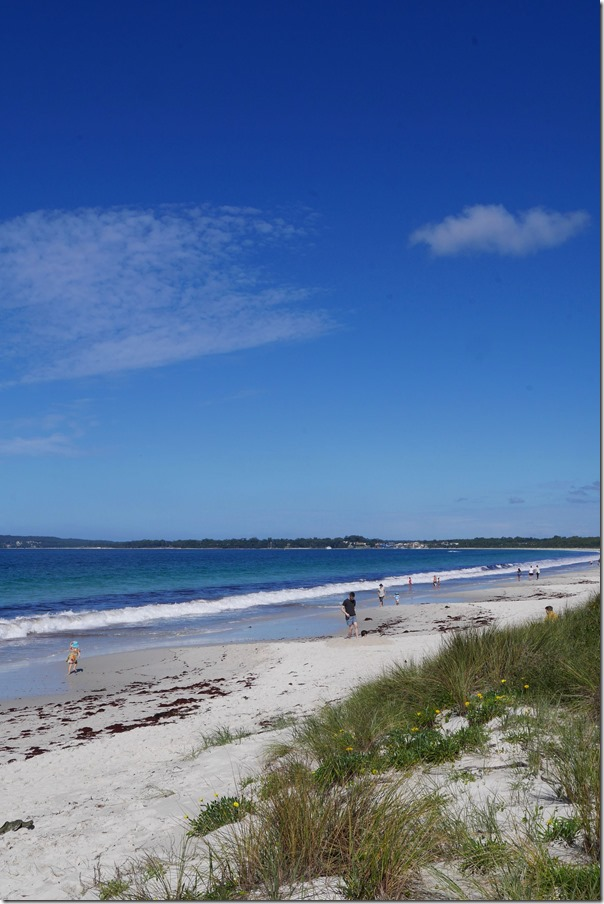 Callala Beach, Jervis Bay