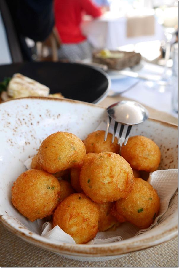 Dauphine potatoes $10.50