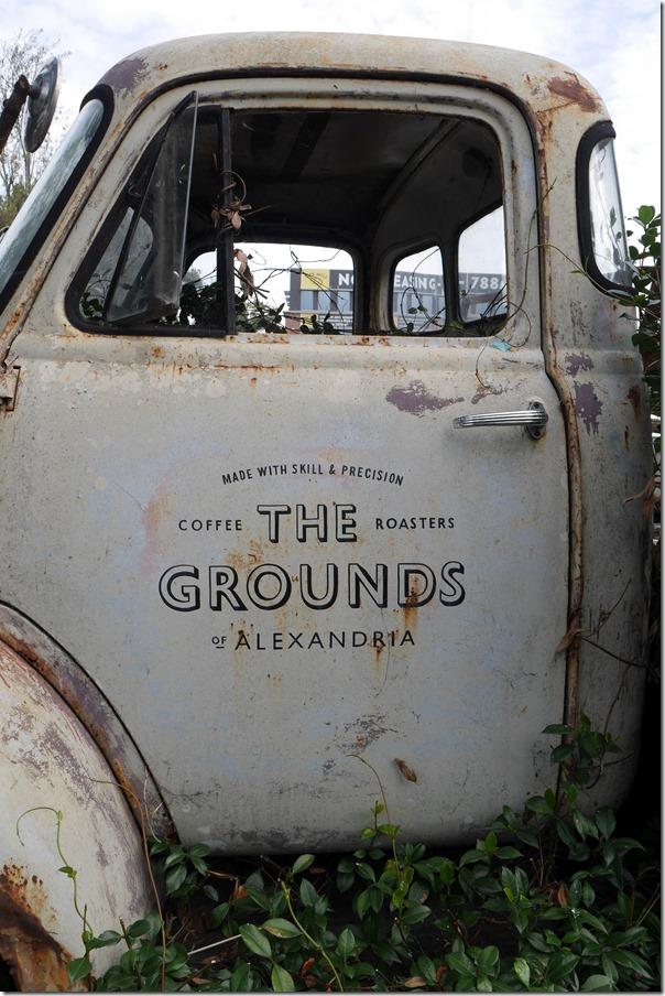 The Grounds of Alexandria, Alexandria