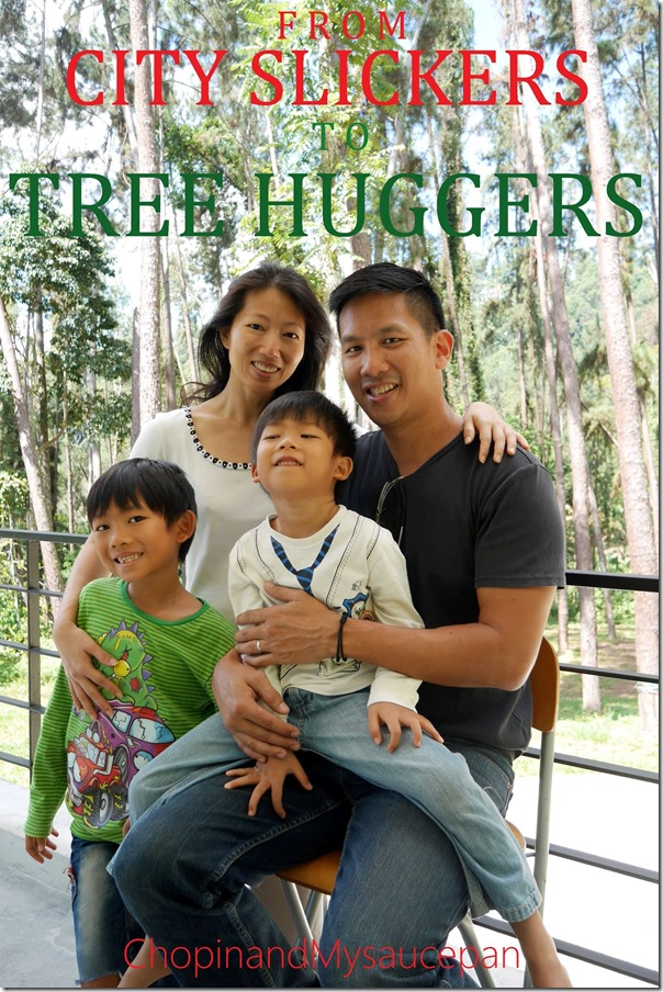 From City Slickers To Tree Huggers