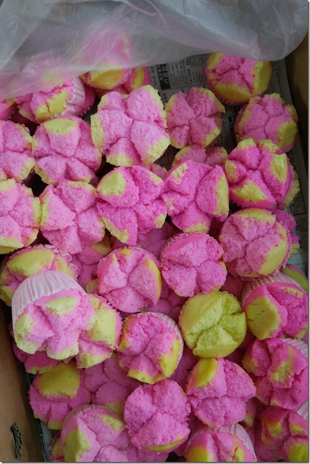 Kai tan guo or Malaysian muffins, Imbi Market