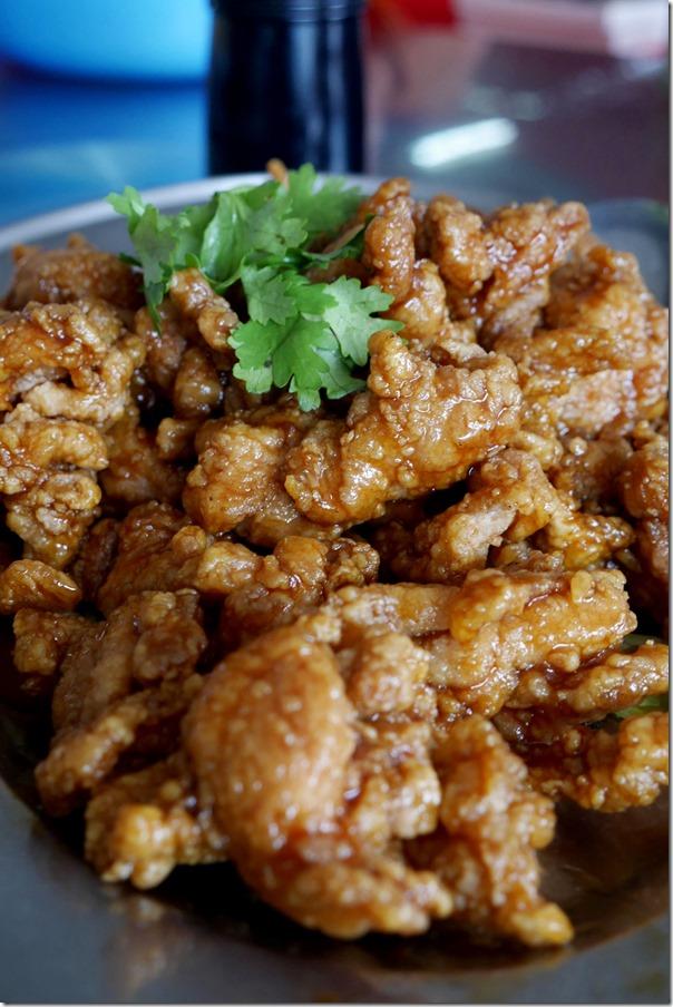 Marmite chicken RM24 / A$8.40