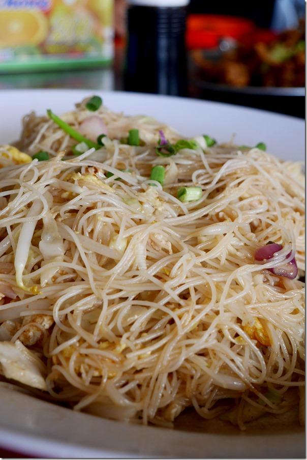 Fried meehoon RM20 / A$7