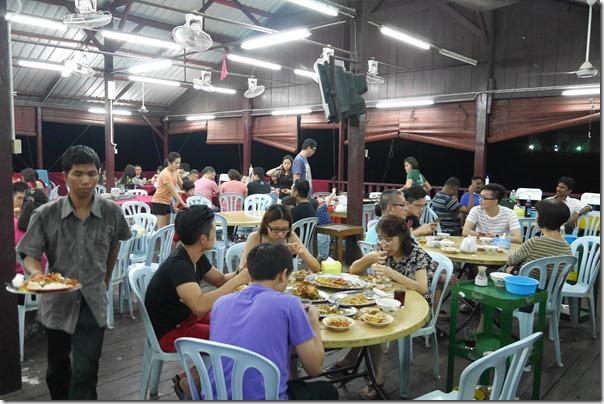 Restoran Perlama Seafood, Port Klang