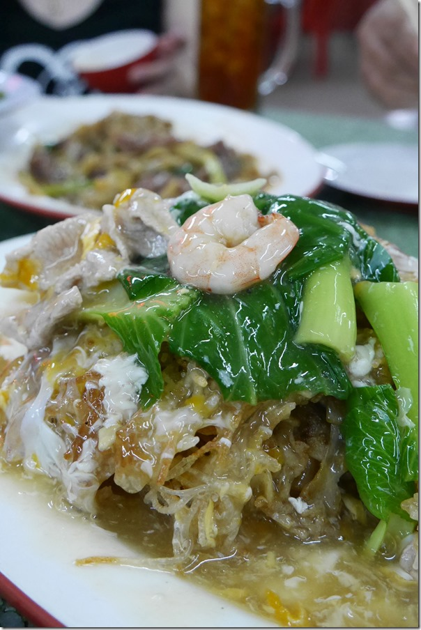 Cantonese style fried vermicelli and rice noodles RM22 / A$7.70