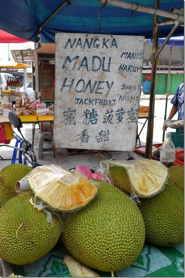 Local jackfruit