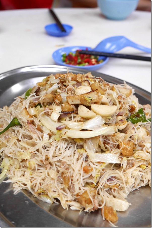 Pak mai fun or white rice vermicelli RM25 / A$8.80