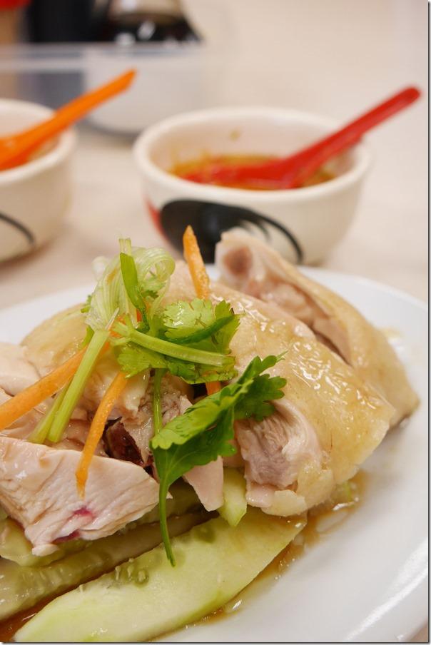 Hainanese chicken thigh RM7.54 / A$2.65