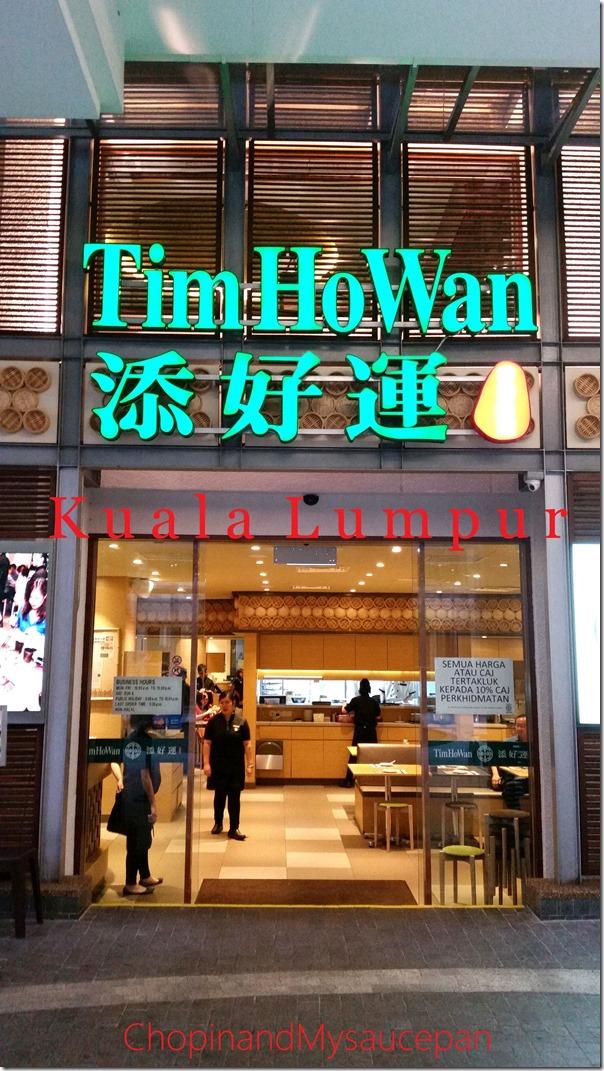 Tim Ho Wan, Kuala Lumpur