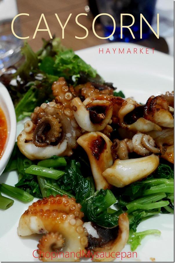 Caysorn Thai, Haymarket