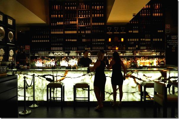 Cocktail bar, Hugos Bar Pizza, Kings Cross