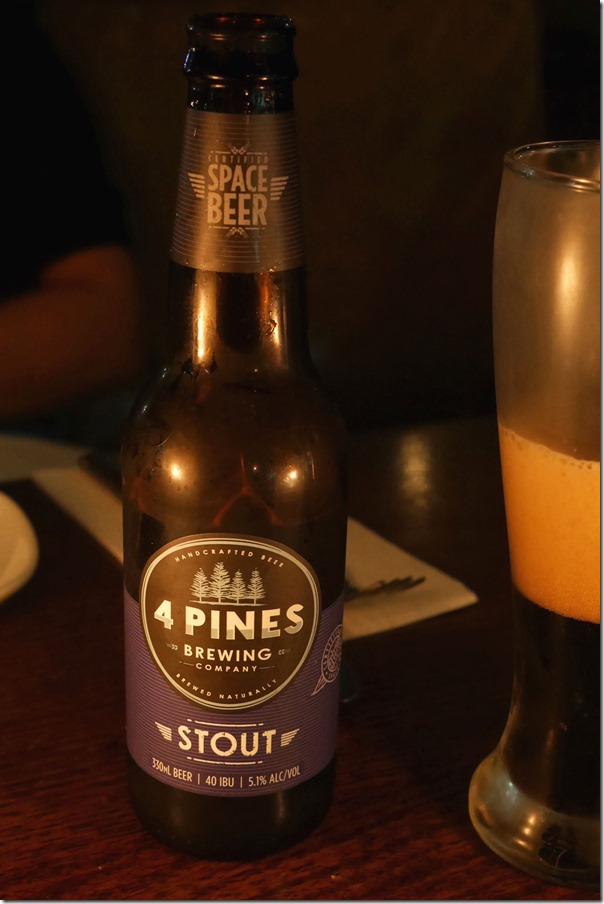 4 Pines Stout $10