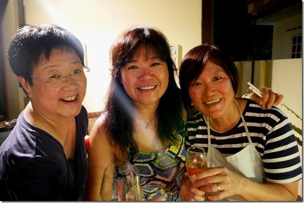 Lets party ~ Taki, Priscilla and Constance