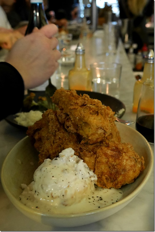 Fried chicken $32