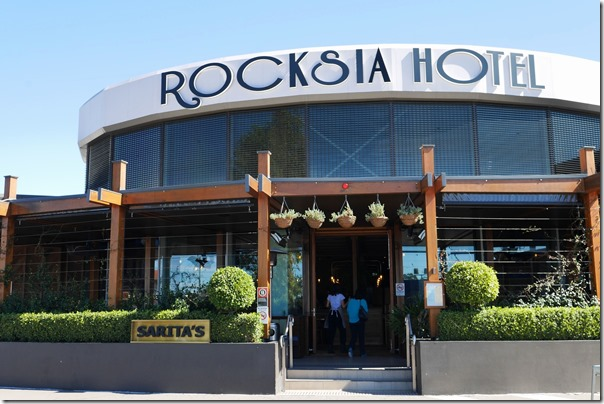 Sarita's Rocksia Hotel, Arncliffe