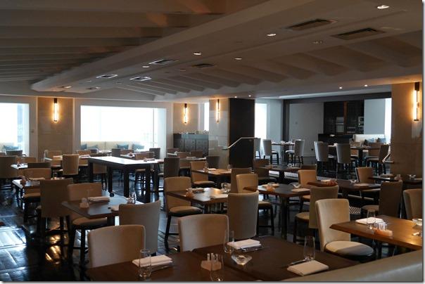Dining room, JPB at Swissotel, Sydney
