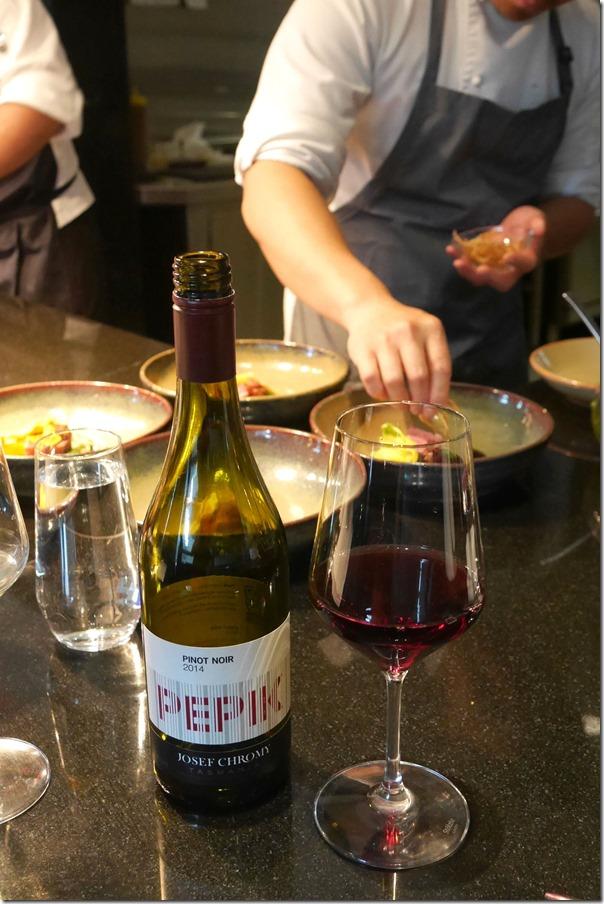 2014 Josef Chromy Pepik Pinot Noir