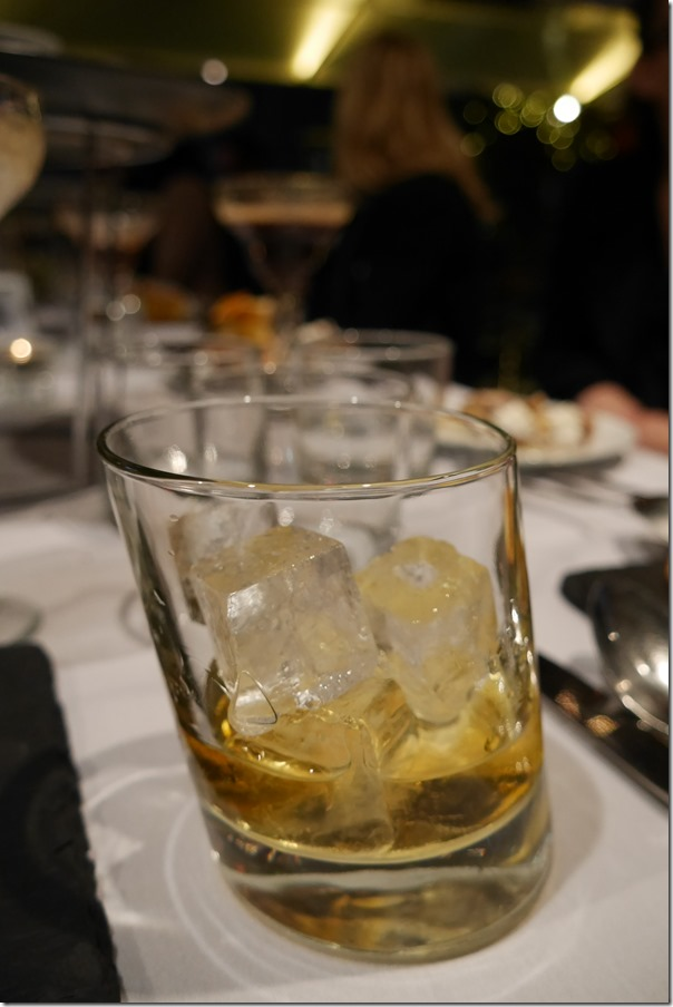 Night cap ~ Chivas Regal (18 years old) on the rocks $14