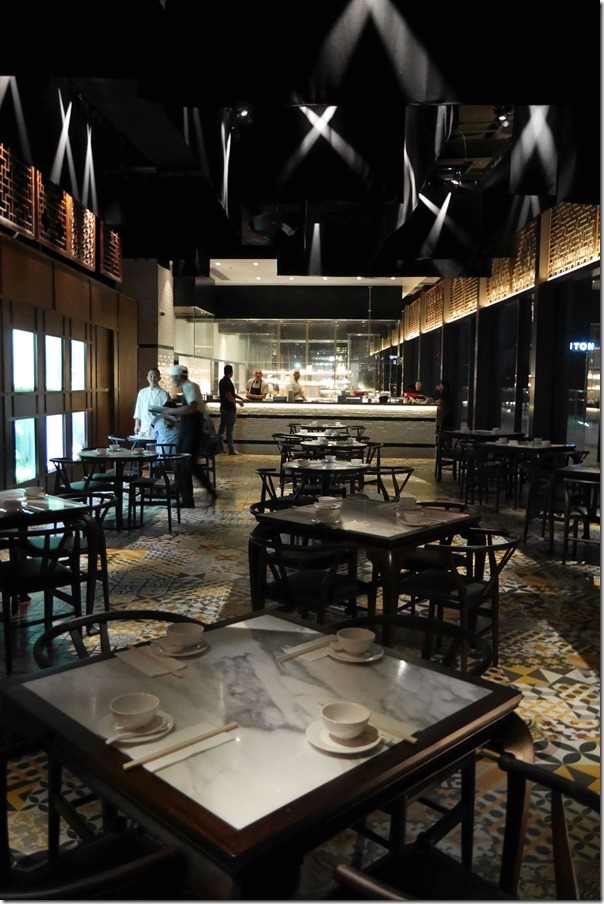 Dining room, He Tai Open Kitchen Yum Cha, North Ryde
