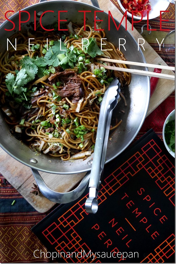 Cookbook review - Spice Temple by Neil Perry