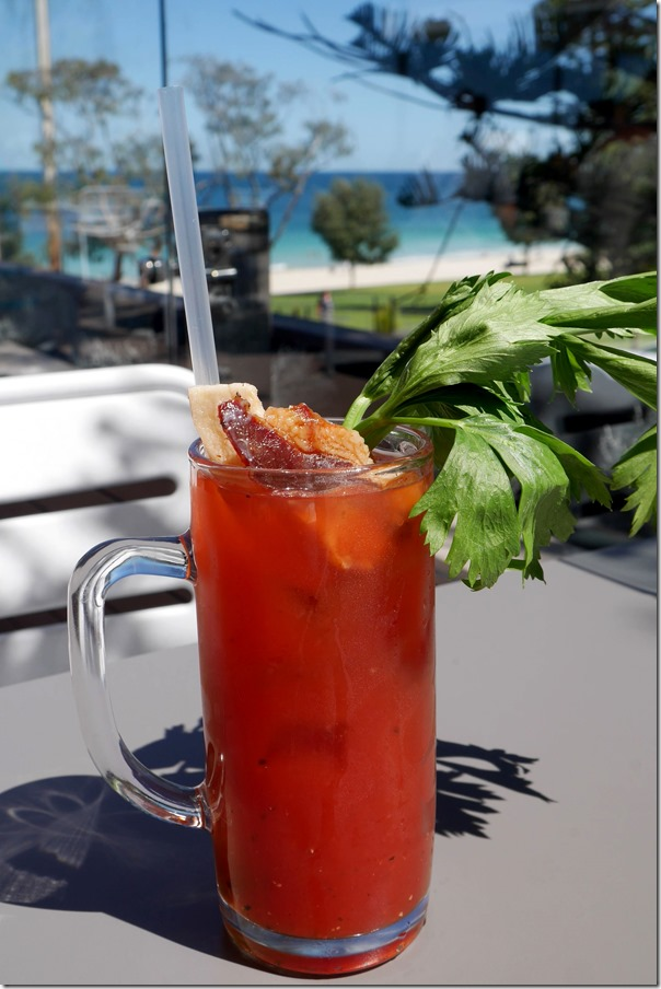 Bloody Mary $20