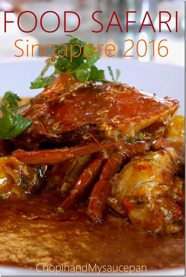 Food safari Singapore 2016