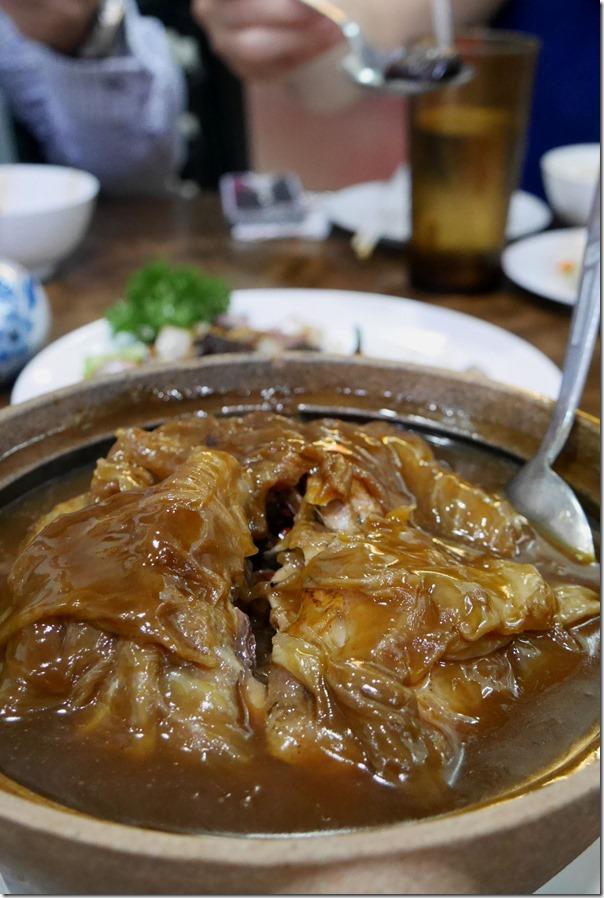 Cabbage chicken $S18
