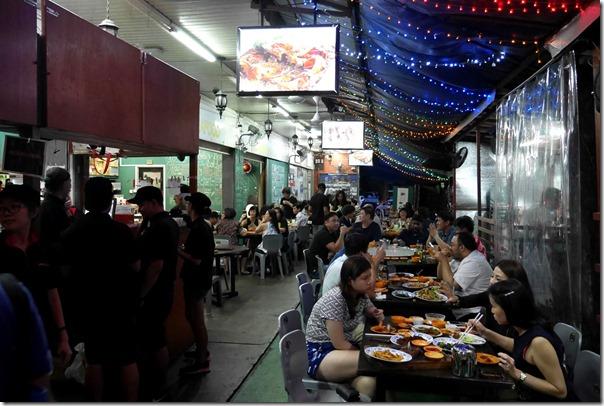 Dining room, New Ubin Seafood, Singapore