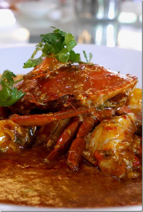 Chilli mud crabs (Seasonal price)