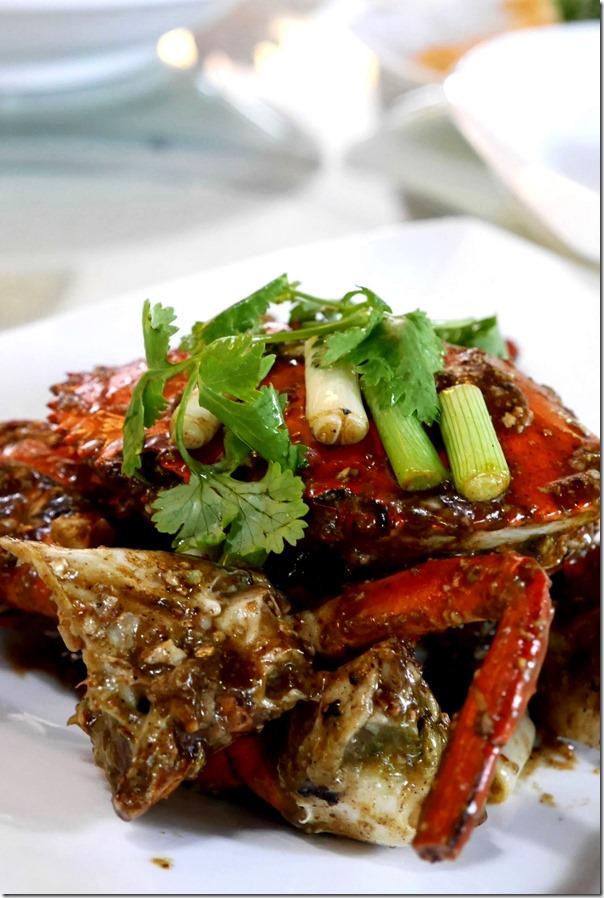 Black pepper mud crab (Seasonal price)